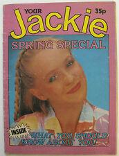 Jackie Magazine Spring Special 1981 Debbie Harry The Jam Paul Weller