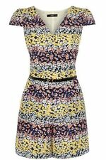 OASIS Floral Ditsy Playsuit 12