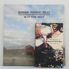BONNIE PRINCE BILLY - Is it the Sea? **Vinyl-2LP + Book**NEW**sealed**