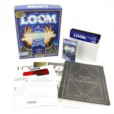 Métier pour MS-DOS par Lucas film en grande boîte, 1990, fantasy, casse-tête
