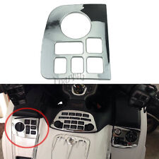 Chrome Left Side Control Panel Accent Trim for Honda Goldwing 2001-2011 GL1800