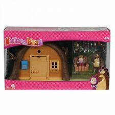 masha  Bear House Masha and The Bear  Playset  Multi-Colour