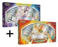 Pokemon Kanto Power Collection Box Sets Mewtwo & Dragonite IN STOCK