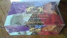 Star Wars CCG -  Limited BB Reflections  Booster Box Factory Sealed 30 packs