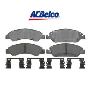 ACDELCO Front Disc Brake Pad Set  FIT Cadillac Escalade/ Chevrolet Avalanche...