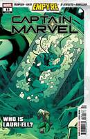 CAPTAIN MARVEL #18 2ND PRINTING VARIANT EMPYRE 2020 - NM or Better