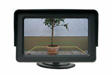 """4.3""""  TFT Monitor Bildschirm für Rückfahrkamera"""