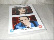 PERFORMANCE - MICK JAGGER dvd UK RELEASE NEW FACTORY SEALED