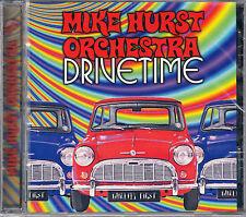 Mike Hurst 'DRIVETIME' CD New/Sealed - UK Angel Air