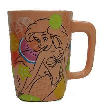 Disney Disneyland Paris Coffee MUG Pott Kaffeetasse Tasse Arielle fresh Meerjung