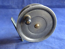 """A VERY NICE VINTAGE DINGLEY BUILT 3 3/16"""" OGDON SMITH WHITCHURCH TROUT FLY REEL"""