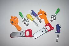 Handy Manny MINI Replacement Tools FELIPE SCREWDRIVER RUSTY WRENCH lot