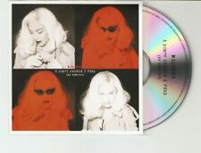 MADONNA - I DONT SEARCH I FIND - 7 REMIX BRAND NEW BRAZILIAN OFFICIAL PROMO CD