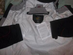 Mountain Hardwear Cohesion Stretch Parka Jacket Coat XL NICE Black SUPER LIGHT