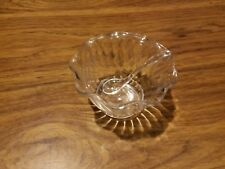 Large Clear Plastic Fancy Punch Bowl and Ladle for Barbie, Tonner Dioramas