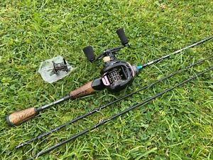 Ultralight BFS combo fishing rod and reel set PERCH / TROUT