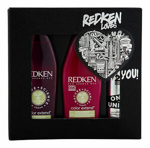 Redken Nature + Science Color Extend Holiday Gift Set. Hair Care Set