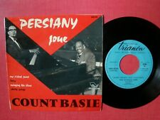 """André PERSIANY joue COUNT BASIE : One O'Clock Jump 7"""" EP Swing TRIANON 4358"""