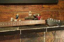 Stratocaster Squier Bullett loaded neck - thin profile custom paint