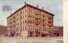 1908 HARPER HOUSE, ROCK ISLAND, IL