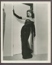 Susan Hayward 1951 Sultry Showgirl Original Photo Sexy Bombshell Vintage J6742