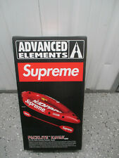 SUPREME X ADVANCE ELEMENTS PACKLITE RED KAYAK NEW IN BOX SOLD OUT RARE