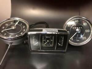 Reparaturangebot Instrumentenserie Mercedes 170V W136 W191 Komplettüberholung