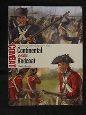 Osprey Book: Continental vs Redcoat – American Revolutionary War - Combat 9