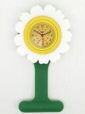 Enfermera Fob Watch Novedad Daisy Flor 🌸 F56