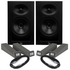 More details for kali audio lp-6 (pair) with isolation pads & cables