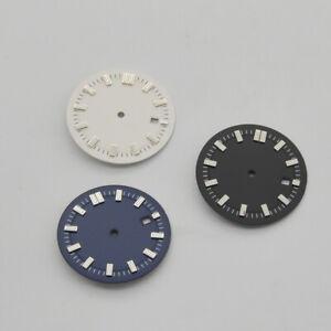 32.4mm Watch Dial Luminous Fit Miyota 8205/8215/821A,ST1612 Movement mens watch