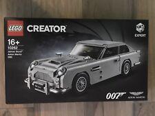 Lego Creator 10262 James Bond Aston Martin DB5 Set, Neu & OVP