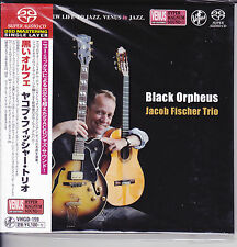 """Jacob Fischer Trio - Black Orpheus"" Japan Venus Records Audiophile SACD CD New"