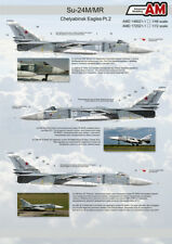 1/48 AMC_148021-1 Print Scale Decals Su-24M/MR