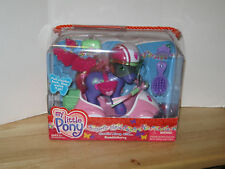 My Little Pony G3 Butterfly Island Scootin' Along with Bumbleberry NIP VHTF