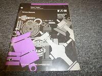 Eaton Fuller Model FRLO-16410C-T2 Transmission Shop Service Repair Manual