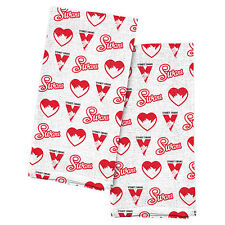 Sydney Swans AFL Tea Towel Set of 2 hand Towels Kitchen Bath Mothers Day Gift