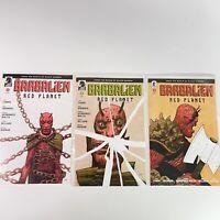 "World of Black Hammer ""Barbalien Red Planet"" #1 #2 & #3 - Dark Horse  Lot of 3"