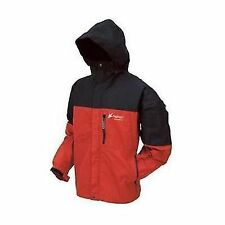 Frogg Toggs Toadz Toad Rage Jacket Red/black Small Nt6601-110sm