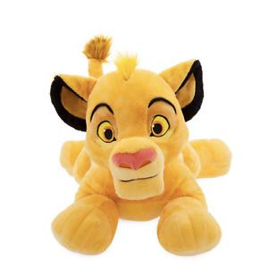 DISNEY Lion King Simba Large Soft Toy Plush 58cm **NEW**