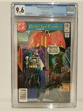 Detective Comics #520 (1982) $0.75 Canadian Variant, CGC 9.6, 1 of 3 on Census!