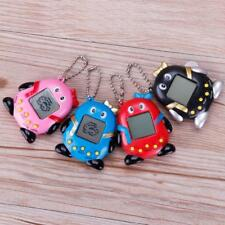 Send Random Nostalgic 168 Pets in One Virtual Cyber Pet Toy Funny Tamagotchi YU#