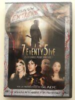 Seventy five DVD NEUF SOUS BLISTER Film d'horreur dans la lignée de Scream