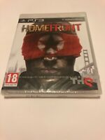 😍 Playstation 3 Neuf Blister officiel Fr ps3 pal homefront guerre action shoot