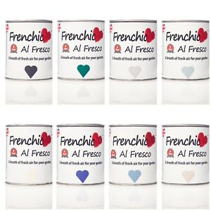 Frenchic Al Fresco Furniture Paint Outdoor Range- 750ml, 250ml or 150ml-Stockist