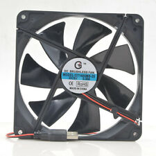 1pc MA GT GT14025MB-25 14cm 5V 0.30A 14025 USB  Router Chassis Cooling Fan