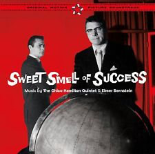 LE GRAND CHANTAGE (SWEET SMELL OF SUCCESS) MUSIQUE FILM - ELMER BERNSTEIN (CD)