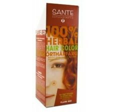 Herbal Hair Color Flame Red Sante 100 gm Powder