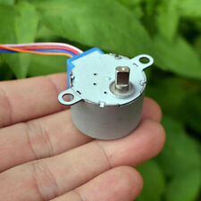 28BYJ48 12V DC 4-Phase 5-Wire Gear Step Stepper Motor Reduction Stepping Motor