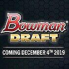 *Reduced 6/1/20* 2019 Bowman Draft Chrome U Pick QTY .25 combined %off promo